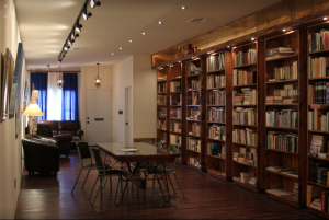 The Hellenic Center and Library